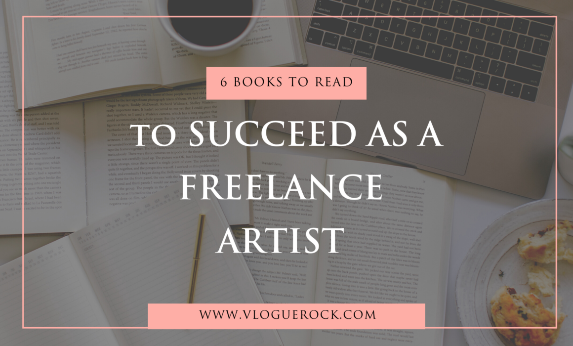 succeed as a freelance artist