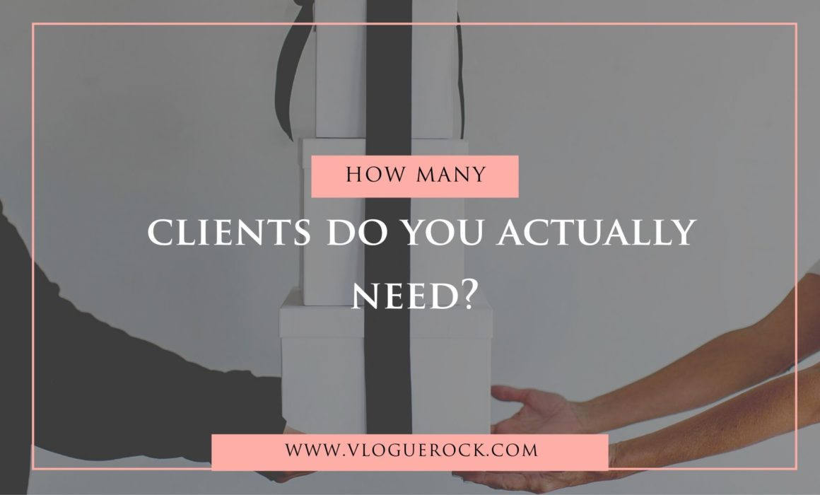 how many clients