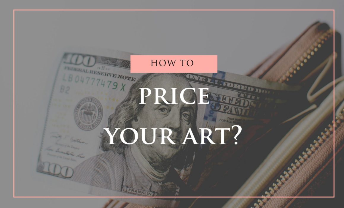 price your art